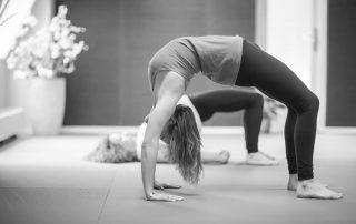 pre tt yoga moves