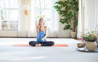 yin yoga deep tissue release